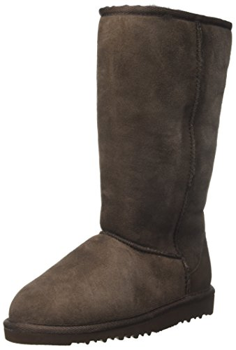 UGG Australia Classic Tall Youth, Bottes Enfant - Marron (Chocolate), 36 EU (5 UK)