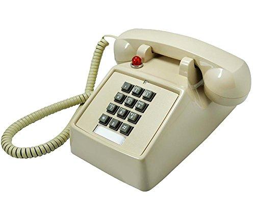 Schnurgebundenes Telefon Geschäftstelefon Anrufer-ID-Telefon Schnurgebundenes Großtasten-Telefon mit Freisprecheinrichtung , white (Schnurgebundene Freisprecheinrichtung, Anrufer-id)