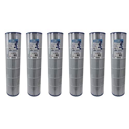 Unicel Ersatz-Filterkartusche für Hayward CX750RE 6 Pack -