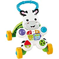 Fisher-Price-0887961256437 Disney Juguete de bebé, Blanco, Colores Surtidos (Mattel Spain DLD87)