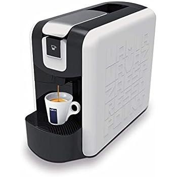 I0288 macchina caffe 39 lavazza compatibilita 39 espresso - Macchina caffe lavazza in black ...