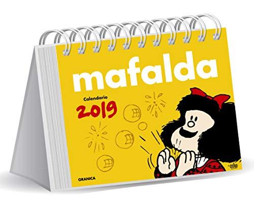 Granica GB00108 - Mafalda 2019 calendario escritorio