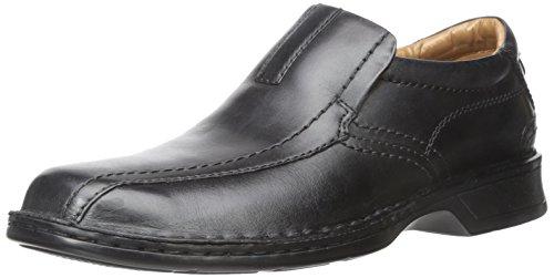 Clarks Escalade Schritt Slip-on Loafer Black