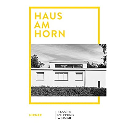 Haus am horn experimental house of the staatliches bauhaus