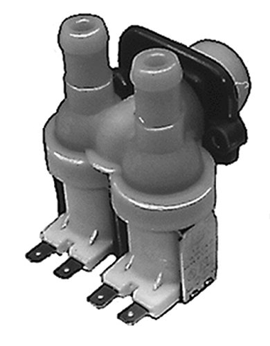 Elettrovalvola doppia - 2 vie - Ø diametro uscita 13,5 mm - TP. ITALY - (Doppia Elettrovalvola)