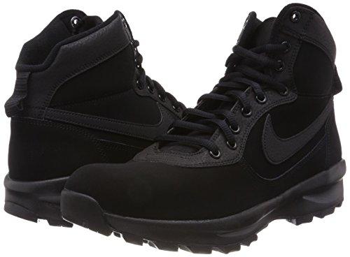 Nike Advantage UV polo da uomo Nero (Black/black/black 003)