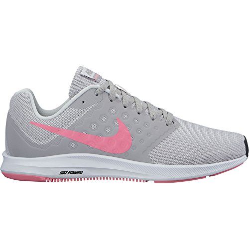 cd7cb5b711d4 Buy Nike - Downshifter 7 (Vast Grey Sunset Pulse Atmosphere Grey) Women s  Running Shoes.us9.5 on Amazon
