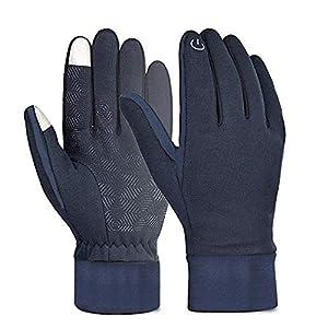 BOBKY Touchscreen Handschuhe Sport Handschuhe Winter Handschuhe für Damen Herren und Kinder