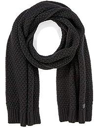 HUGO Zaff 1 Echarpe Homme, Noir (Black 001), Unique (Taille Fabricant 0031e43baf7