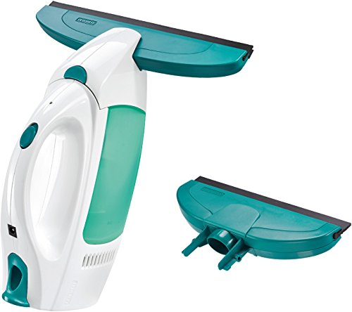Leifheit 51004 6933-Aspirador para Ventanas Dry & Clean, Compuesto, 23x10x34 cm