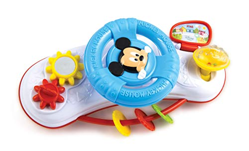 Clementoni- Mickey Volante Activity +10 Meses 34x15