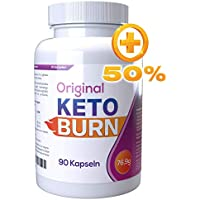 Keto Burn [Original] Grand flacon de 90 gélules 2020
