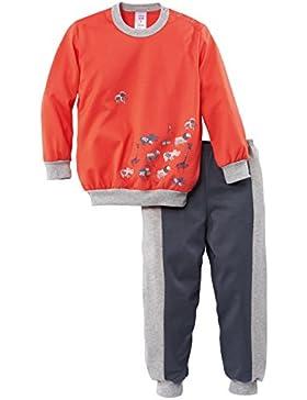 Calida Jungen Zweiteiliger Schlafanzug Small Beach Boy Pyjama Bündchen