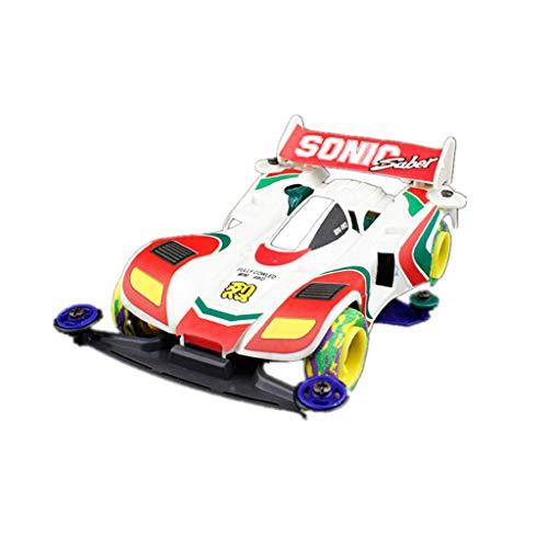 Allradantrieb Engineering Racing Toy, Kinderauto-Spiel, Track Racing Toy - Kinder elektrische Spielzeug (Color : 5)