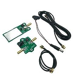 Sylvialuca Mini-Whip SDR Antenne MiniWhip Kurzwellen-Aktivantenne für Erzradio, Röhren (Transistor) Radio, RTL-SDR Empfang