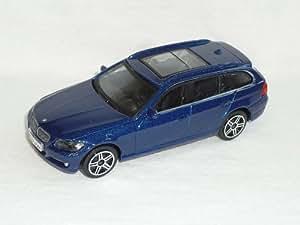 BMW 3er 3 Er E91 Kombi Touring Ab 2005 Blau 1/43 Bburago Burago Modellauto Modell Auto