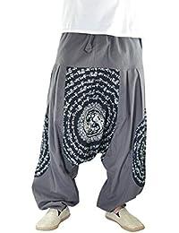 bonzaai sarouel femme mode hippie pantalon de yoga Lebensfreude