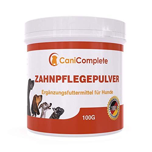 CaniComplete Zahnpflege & Zahnsteinentferner - Bekämpft wirksam Mundgeruch und reinigt sowohl Zähne, - Gegen Zahnstein Hundefutter
