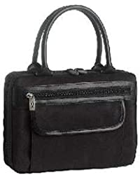 Handbag Style Bible Cover, Black, Extra, Extra Large By Dicksons