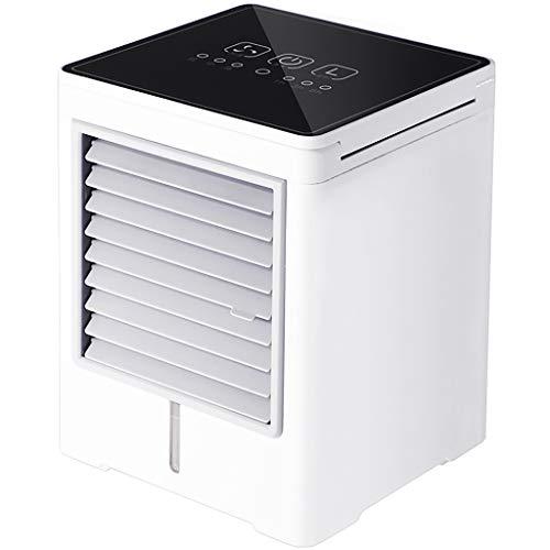 Jamicy® Mini Air Cooler, Ladefunktion Luftkühler Luftbefeuchter Luftreiniger, USB Kühler Mobile Klimageräte, Luftbefeuchter Ventilator, Mobile Klimagerät