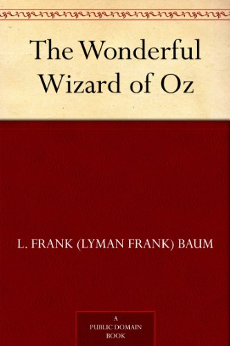 ebook: The Wonderful Wizard of Oz (Oz Series Book 1) (B0083ZRAJS)