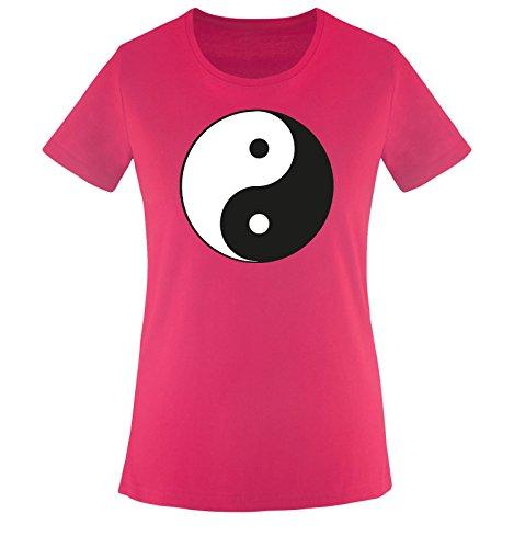 comedy-shirts-yin-yang-damen-t-shirt-sorbet-schwarz-weiss-gr-l