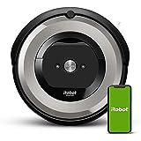 iRobot Roomba e5154 Robot Aspirapolvere, Sistema ad Alte Prestazioni con Dirt Detect e Spazzole Tangle-Free, per…