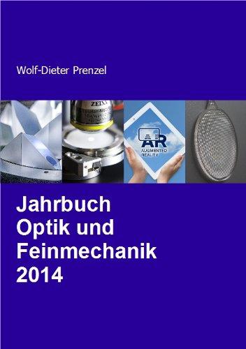 Jahrbuch Optik und Feinmechanik 2014