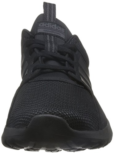adidas Herren Cloudfoam Lite Racer Gymnastikschuhe Mehrfarbig (Core Black/core Black/utility Black F16)