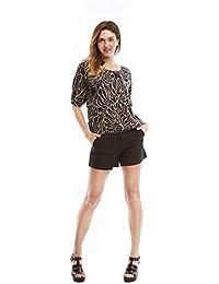 Zergatik Camiseta Mujer HAPPY