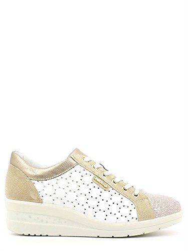 Enval 5945 Sneakers Donna Bianco 41