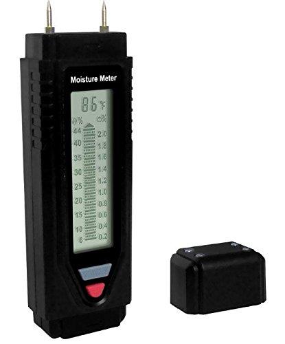 Detector Humedad - Temperatura - Madera construcción