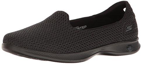 Skechers Go Step Lite Origin Womens Schuh - SS17 Black Lux