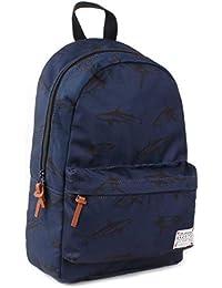 Preisvergleich für Skooter Backpack Animal Kingdom Shark Blue Kinder-Rucksack, 39 cm, Blau (Blue)