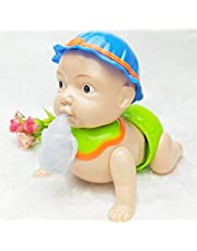 World of Needs Talking Crawling Baby Musical Toy for Babies