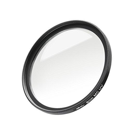 Walimex Pro UV-Filter Slim MC 49 mm (inkl. Schutzhülle)