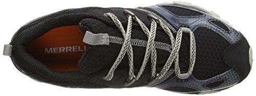 Merrell - Grassbow Rider, scarpe da trekking  da donna Nero (Noir (black/ice))