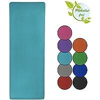 BB Sport Esterilla colchoneta –de yoga – Yjuna 180 cm x 60 cm x 1.5