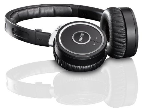 AKG K840 High Performance Kleer Wireless Mini Headphones – Black