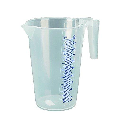 Carpoint 0655940 Pressol - Jarra graduada polipropileno, 2 litros