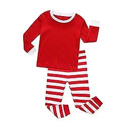 Hibote Pijamas Rayas para...
