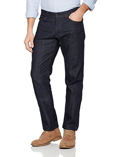 hattric Herren Straight Jeans 688075 Blau (Rinse Wash 99), W34/L30