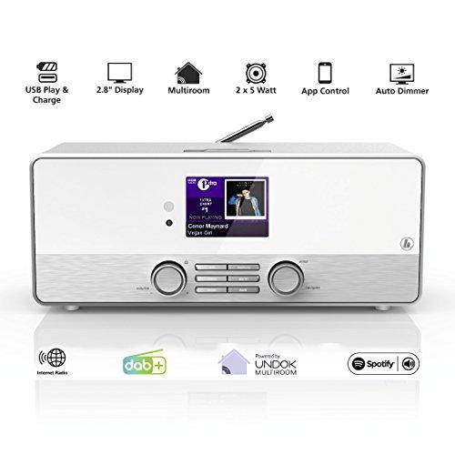 Hama DIR3110 / DIR3100 stationäres Digitalradio - 2