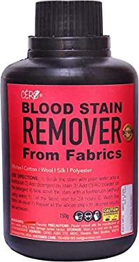CERO Blood Stain Remover From Fabrics (150g)