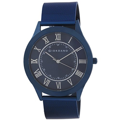 Giordano Analog Blue Dial Men's Watch - A1064-66