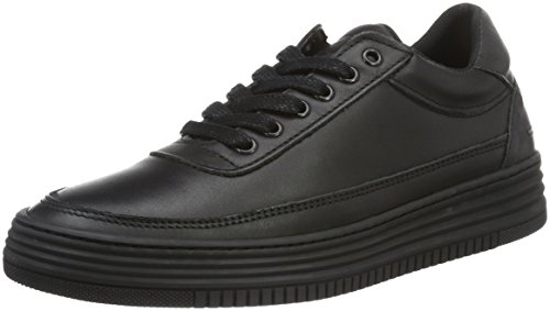 BULLBOXER Damen Sneakers Schwarz (Black)