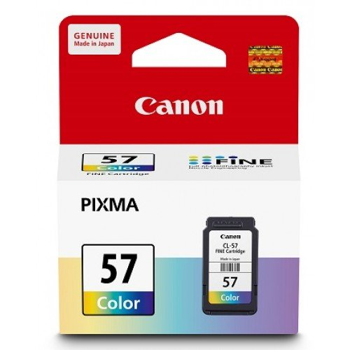 Canon CL-57 Ink Cartridge (Color)  available at amazon for Rs.899
