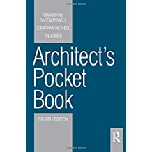 Architect's Pocket Book 4E (Routledge Pocket Books)