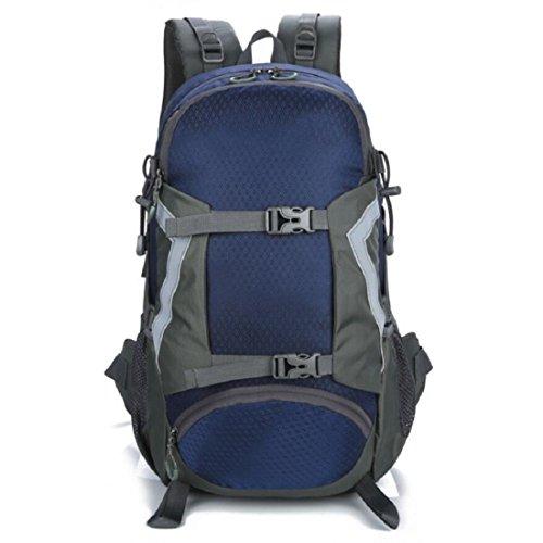 Z&N Backpack Unisex Outdoor Sport Erholung Rucksack Bergsteigen Camping Picknick Party Tasche GepäCk Tasche Schultasche FüR Alle Arten Von Reisen Lagerung Taschen B