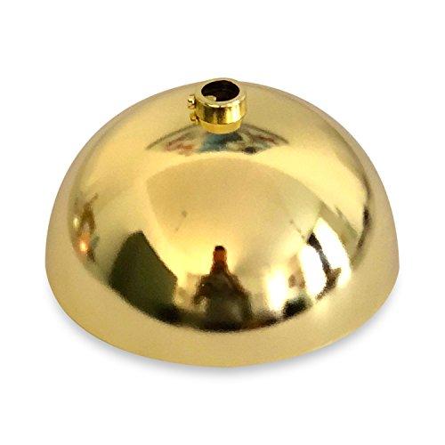 Lampen Baldachin Metall-Messinglegierung - Deckenbaldachin - Anschlussabdeckung für Hängelampen